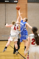 Gallery: Girls Basketball Orcas Island @ Coupeville